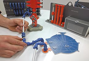 Specialised Tools - training models - tabletop simulation - oil and gas - energy