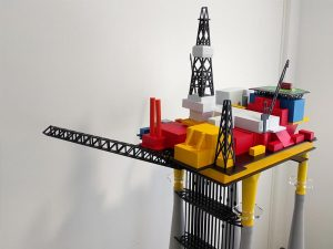 Decommissioning Model-Fairfield-Dunlin-Oil-Rig-Model-by-Marketec WEB