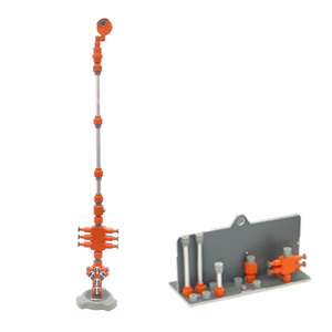 WIRE LINE MODEL SET MARKETEC