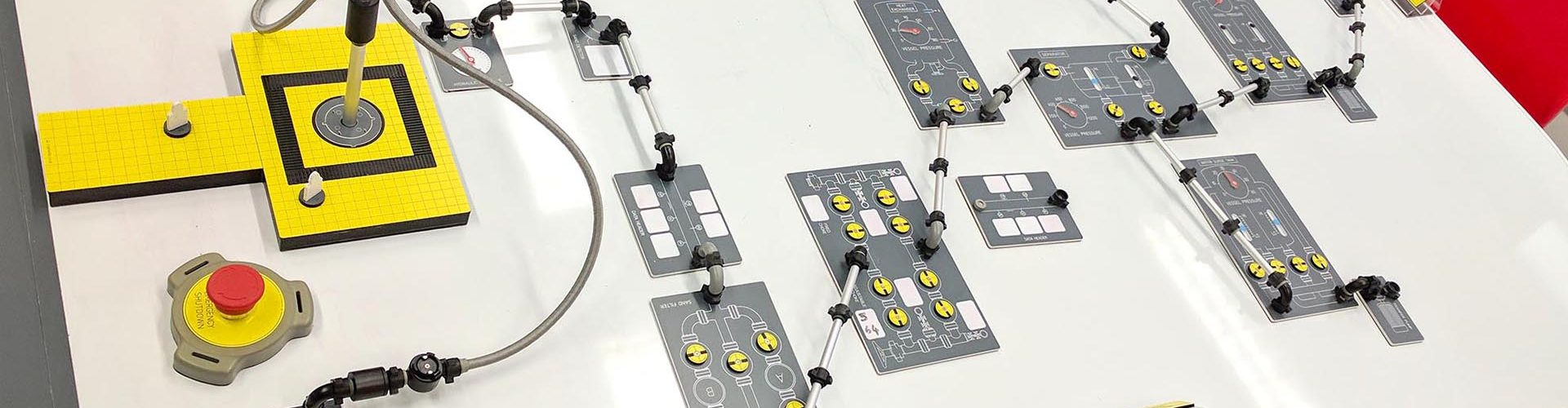 Tabletop Simulation Systems