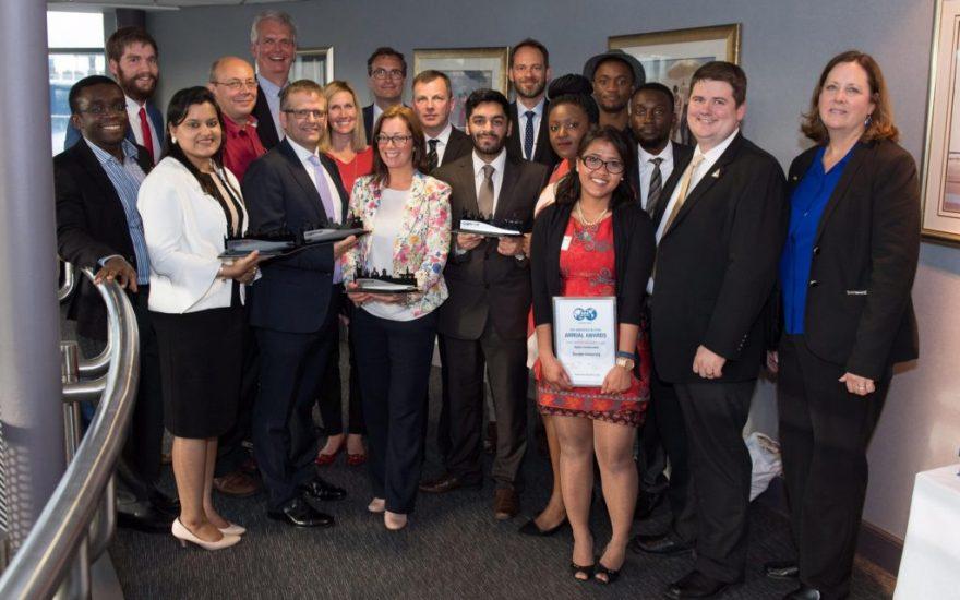 SPE Aberdeen Award Winners