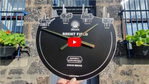 Brent Field Clock