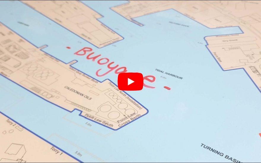 Buoyage Coaching Tools – Hands-on Visualisation