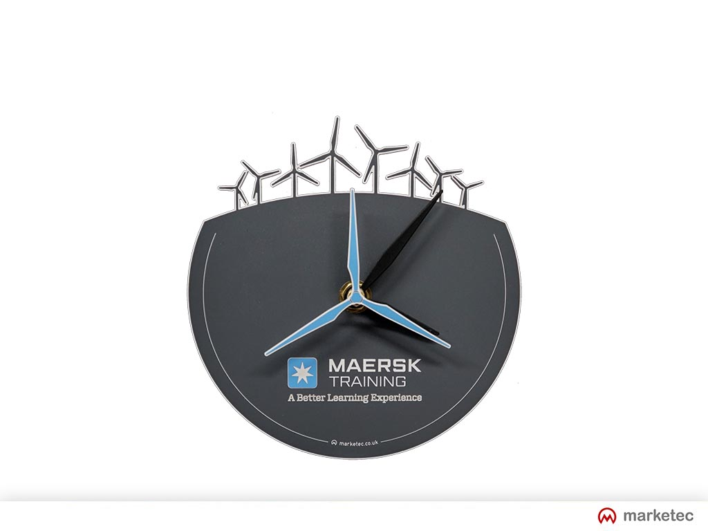 Maersk Clock by Marketec
